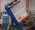 Stationary pallet inverter example