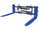 Turn-a-Fork Hydraulic Clamp