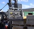 Fork clamp handling blocks / layers