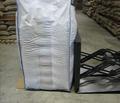 Slip sheet / push pull handler loading bulker bags