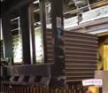 Multi fork sideshift carriage handling building materials