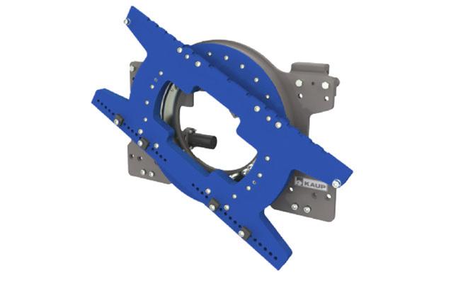 ISO Range 360° Rotators