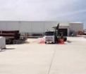 Load stabliser handling wide building materials