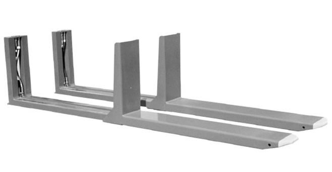 Telescopic Hydraulic Forks